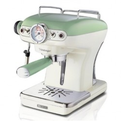 Vintage Espresso Machine (Green) 1389/14