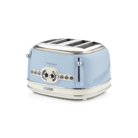 Vintage Toaster 4 Slice (Blue) 156/05