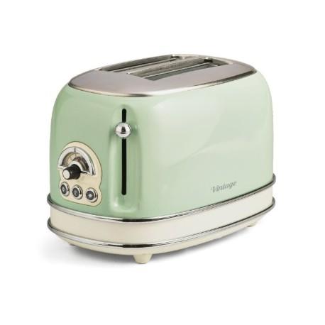 Vintage Toaster 2 Slice (Green) 155/14