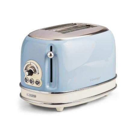Vintage Toaster 2 Slice (Blue) 155/15