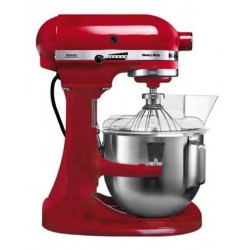 5QT. HEAVY DUTY MIXER (COLOR: EMPIRE RED)