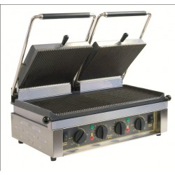 CONTACT GRILL (DOUBLE MODEL)